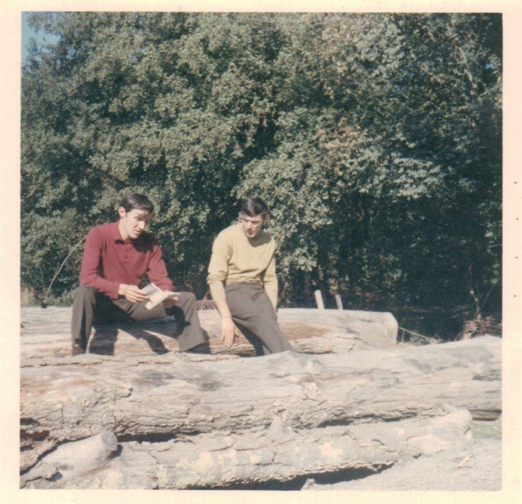 Les jumeaux - Octobre 1968