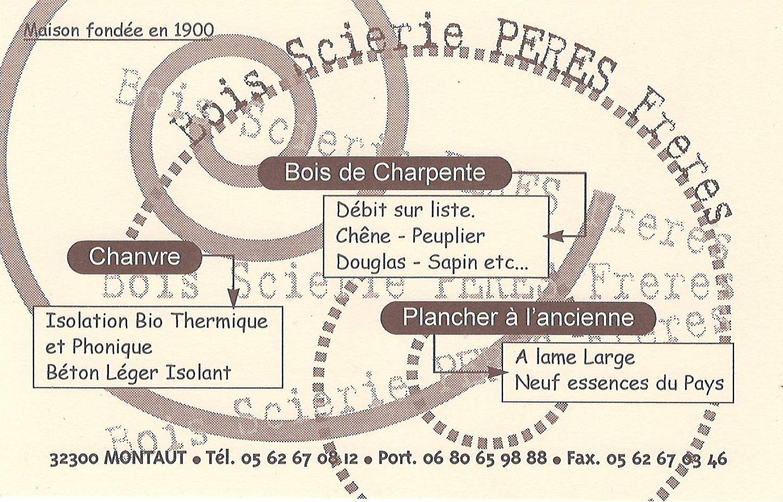 Carte de visite 2001