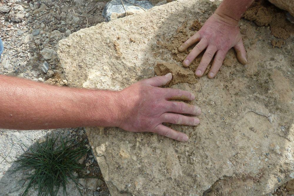 La première pierre est posée